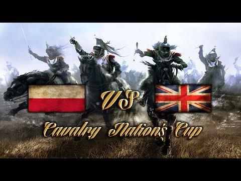 Poland vs United Kingdom (11.04.14) - Napoleonic Wars Cavalry Nation Cup