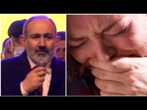 Հուզիչ,Վարչապետը լացեց ողջ Հայության առաջ․
