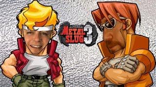Çocukluğumuzun Atari Oyunu Metal Slug 3