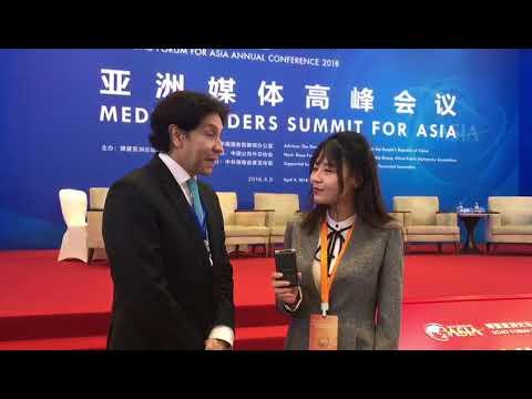 Líderes de medios asiáticos