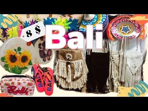 ULTIMATE Bali Shopping Price Guide 2019 (Bali, Indonesia) | Happy Trip
