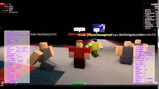 Episode #4 Greenbuncie Does Roblox!!!! 3/07/14