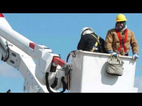 Material Handling Bucket Trucks [PREVIEW]