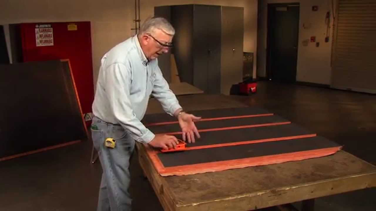 Fiber Glass Duct Hand Fab With Amcraft Tools 3 22