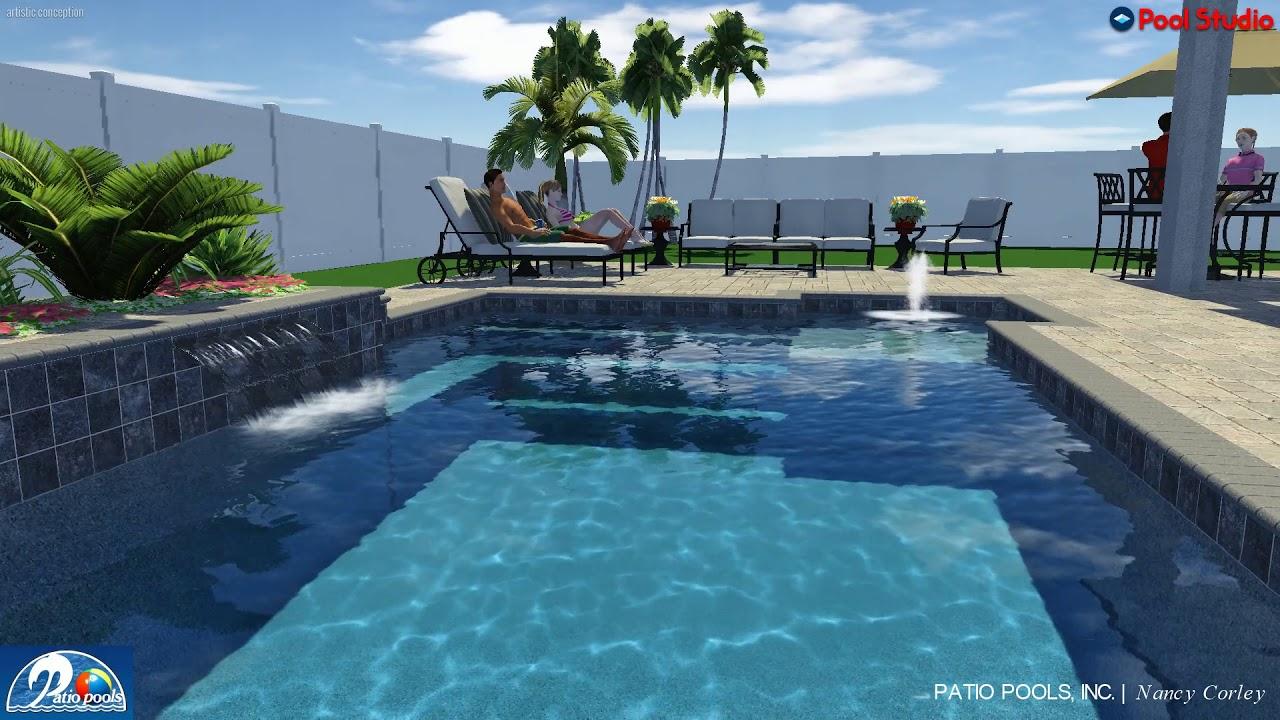 home patio pools