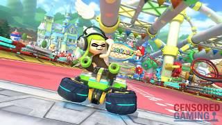 Nintendo Removes Inkling Girl's Gesture In Mario Kart 8 Deluxe