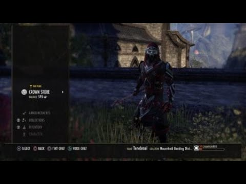 ESO New Moon Crown Crate Opening 08/2019