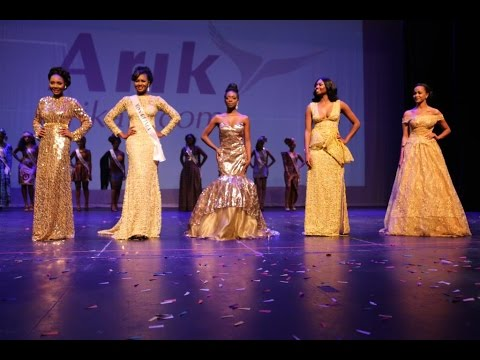 Miss Africa USA Top 5 Interviews 2016