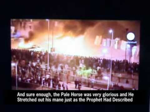 Pale Horse In Egypt Protests - Prophecy Fulfilled