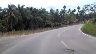Jalan Lintas Timur Sumatera (Kampung Baru, Jambi)