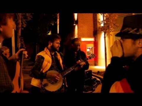 """Play Me I'm Yours"" Jamaica Plain, Boston 2013  Part-01"