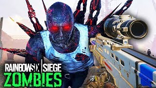 NEW ZOMBIES ALIEN GAME!! (Rainbow Six Siege: Outbreak Gameplay)