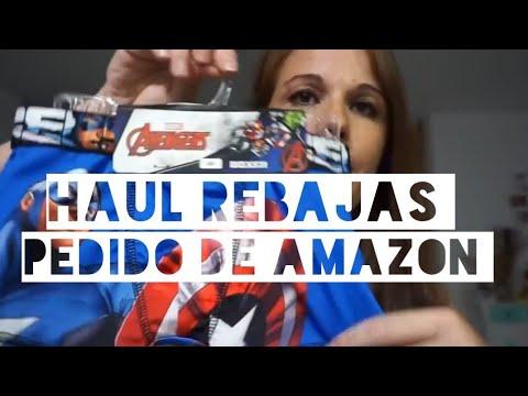 Haul de rebajas, compras en Amazon