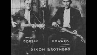 The Dixon Brothers-Have Courage To Only Say No