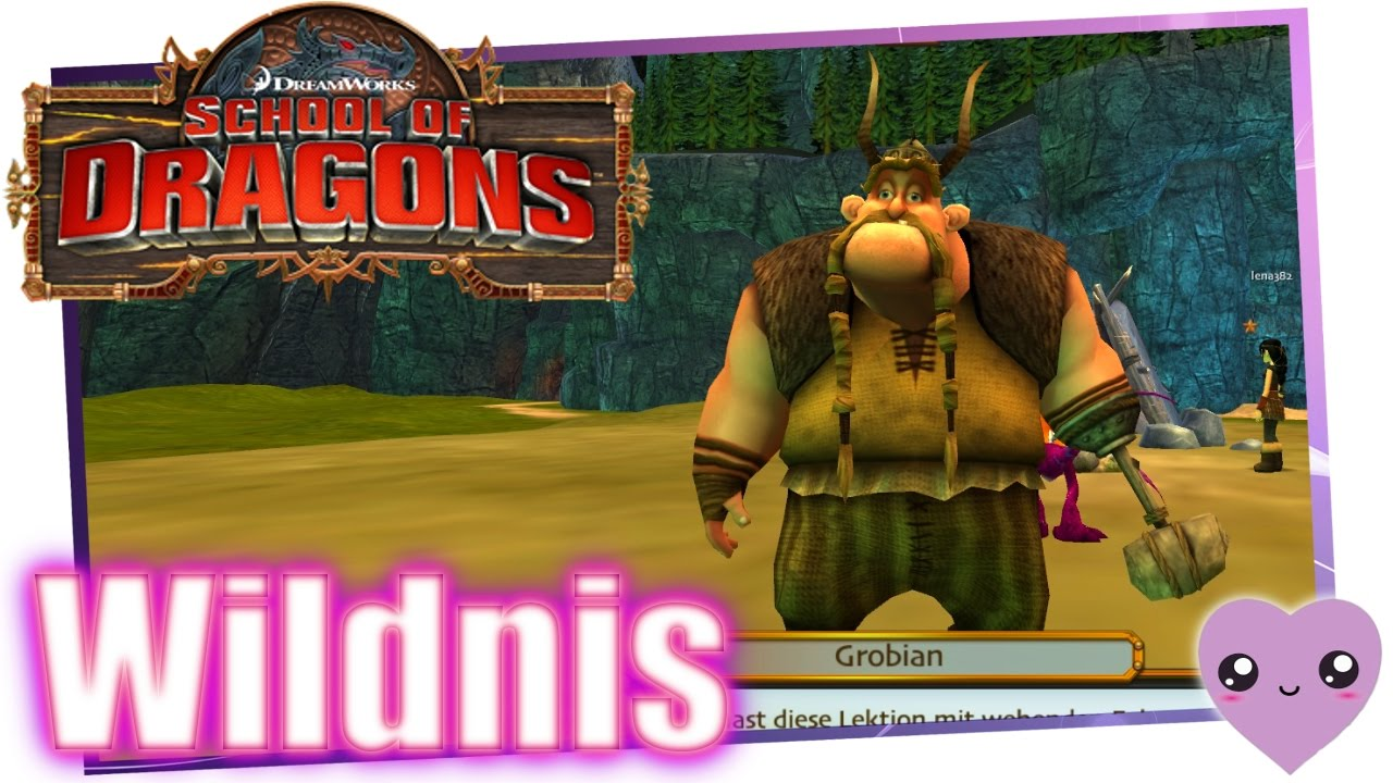 Wildnis ♥ School of Dragons »07« ♥ [Let\'s Play][Deutsch] - YouTube