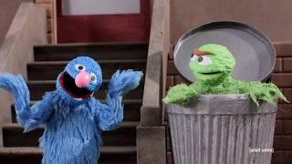 When Grover met Hannah | Robot Chicken | Adult Swim