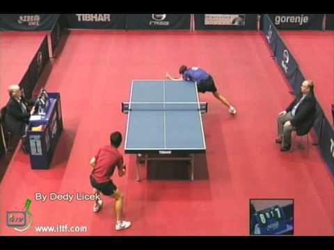 Quentin Robinot vs Chen Hongtao - 2012 Slovenia Open