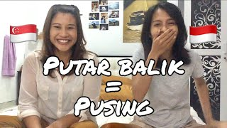 Daily Vlog #10 | Bahasa Indonesia VS Bahasa Melayu