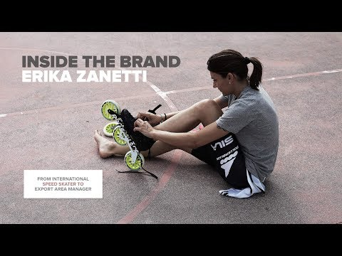 Erika Zanetti: From International Speed Skater to Export Area Manager