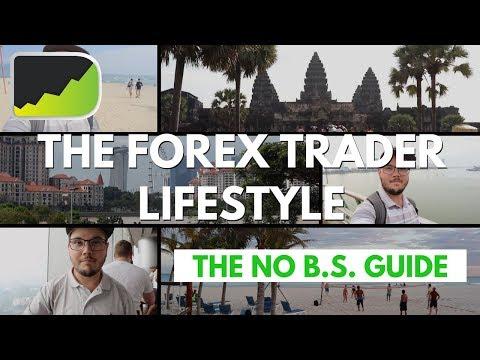 Trading Forex Lifestyle (no Lamborghini please!) - Actionable Advice