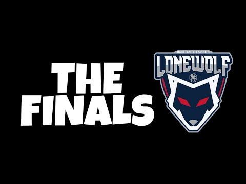 Lone Wolf Tournament Finals - Azam786 vs INCOGNITO + The Prizes I Got  
