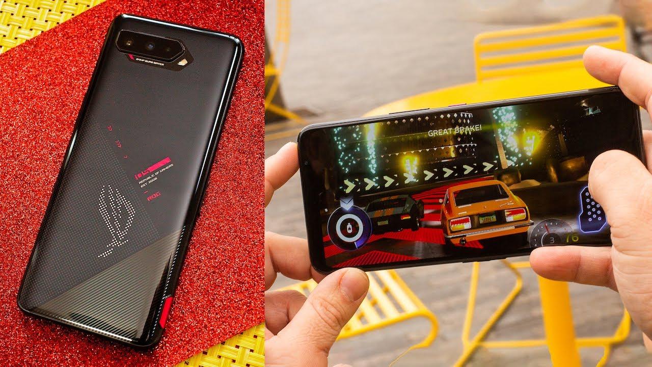 Asus ROG Phone 5 review - CNET