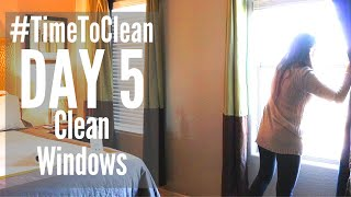 DAY 5 CLEANING SCHEDULE // #TIMETOCLEAN CHALLENGE // SPEED CLEANING ROUTINE