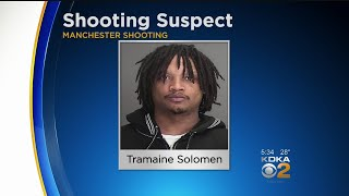 Police Investigating After Man, Woman Shot In Car In Manchester