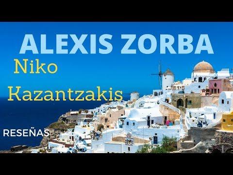 Nikos Kazantzakis : Alexis Zorba