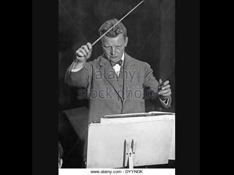 Hermann Abendroth conducts Schumann Manfred Overture
