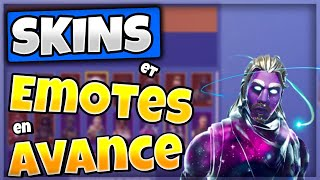 HAVE THE SKINS AND EMOTES THAT ARE ALWAYS NOT SORTIT IN FORTNITE BR!! (Advanced tutorial)