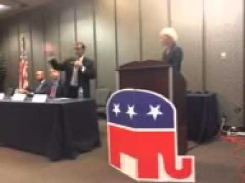 Oklahoma Republican Party Senate Forum - Lawton