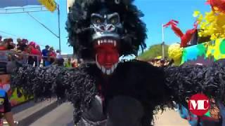 Colorida  Batalla de Flores 2018 Carnaval de Barranquilla -Carnival of Barranquilla
