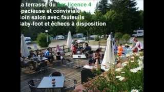 Vidéo Montage du Camping du Pont de Braye * * *