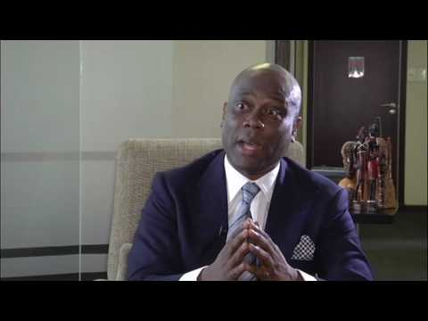 Access Bank's CEO Herbert Wigwe on innovation within the banking sector