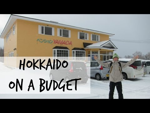 HOKKAIDO ON A BUDGET | Best Place to Stay