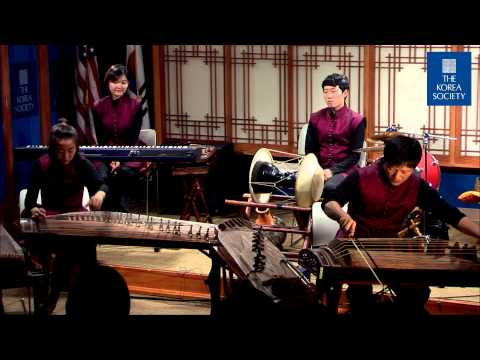 Korean Traditional Music Group Ensemble SINAWI Performance
