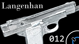 How It Works: F.Langenhan Selbstlader Pistol