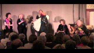 Al Kahina (Algerian Berber) performed by Libana at Old Songs Series (NY) 2010