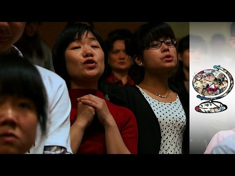 Christianity Is On The Rise In China