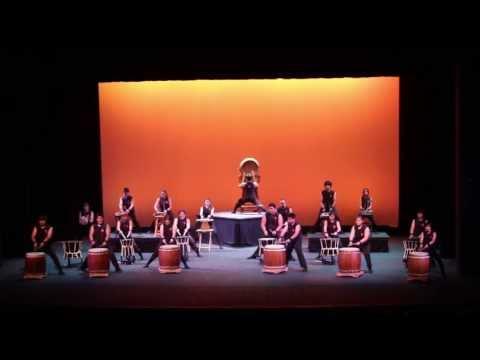 Puna Taiko - Choukyori (Big Island Taiko Festival 2013)
