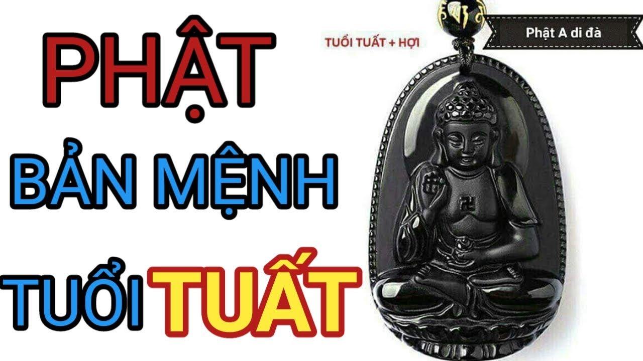 Phật Bản Mệnh Cho Tuổi Tuất | Phật A Di Đà |  Đá Phong Thủy MsTrang