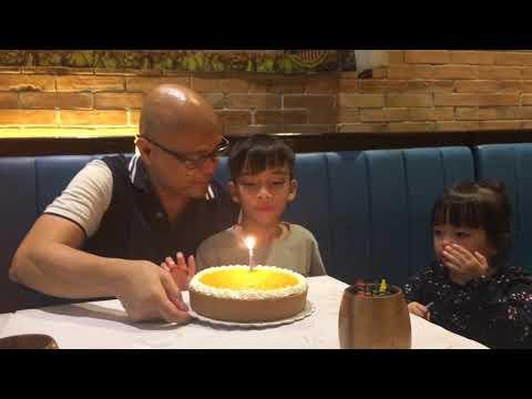 Daddy Fidel's Birthday