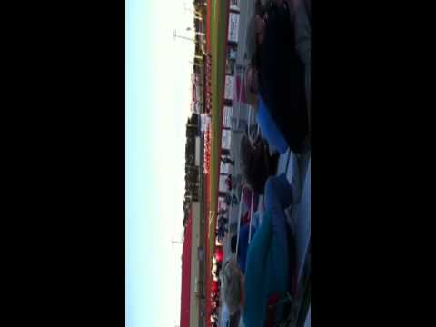 Paragould Junior High School Football Intro.