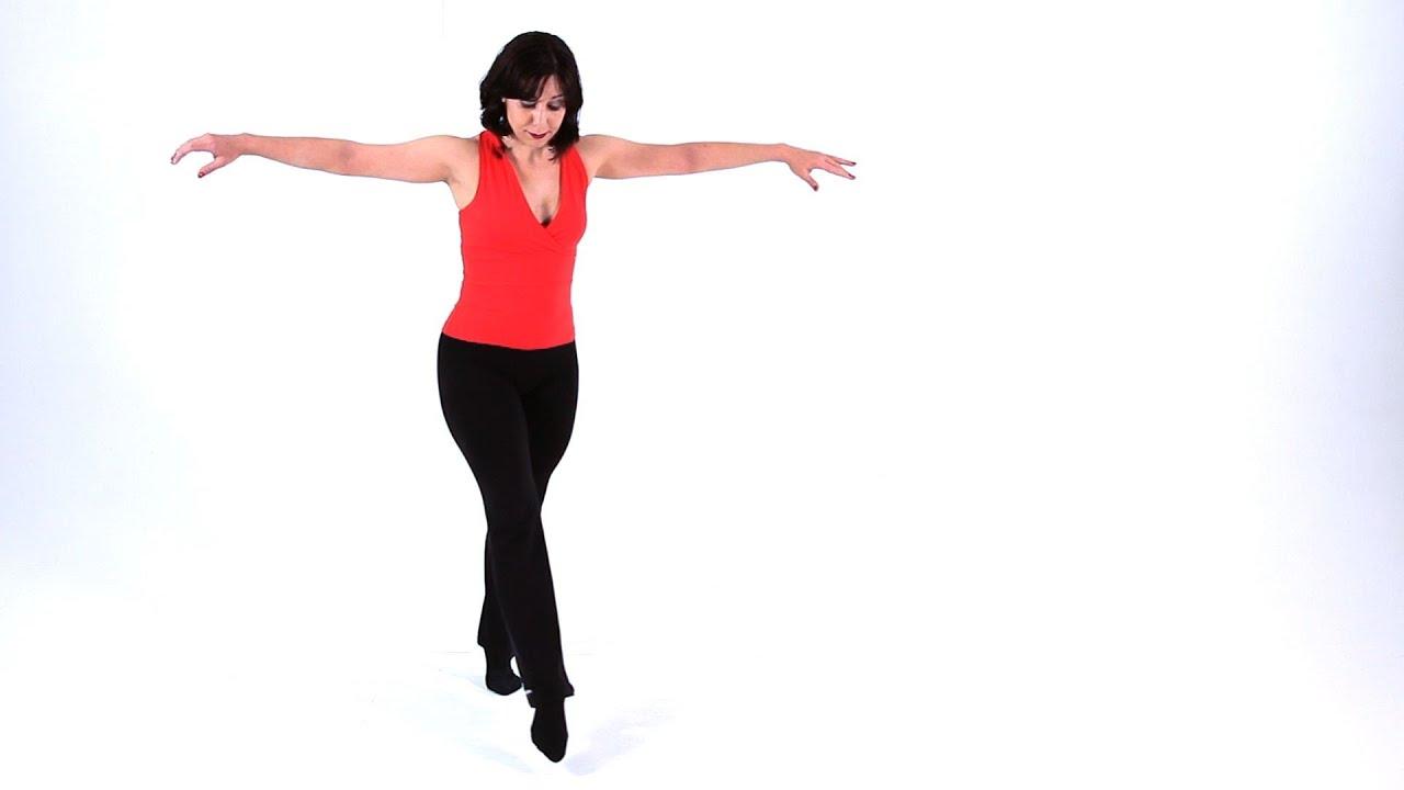 How to Do the Pas de Bourree Turn | Jazz Dance - YouTube
