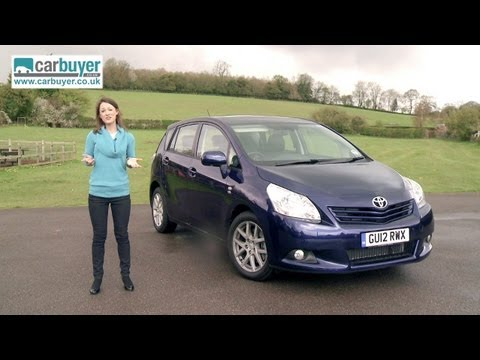 Toyota Verso MPV 2009 - 2012 review - CarBuyer