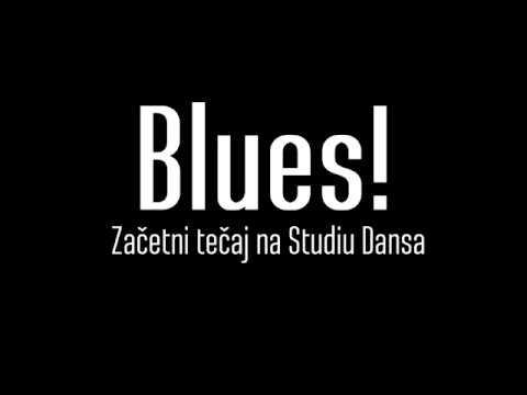 BLUES - vabilo na tečaj