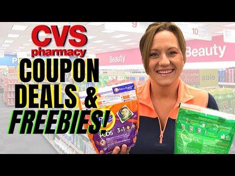 CVS COUPON DEALS & FREEBIES! (2/9 – 2/15) $0.08 Gain, Tide, FREE Haircare, Makeup Deals & More!