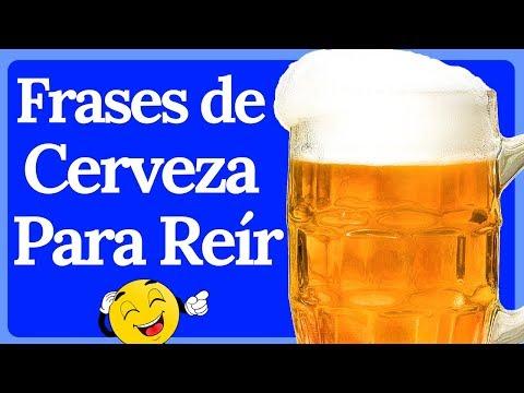 Frases de Cerveza - (Con Rima)