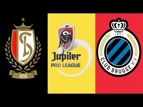 FIFA 17 - STANDARD LIEGE VS CLUB BRUGGE GAMEPLAY - BELGIUM PRO LEAGUE